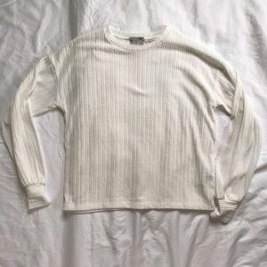 Zara Knit top size Small